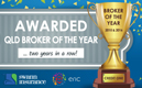 Credit One - Broker of the Year 2015 & 2016